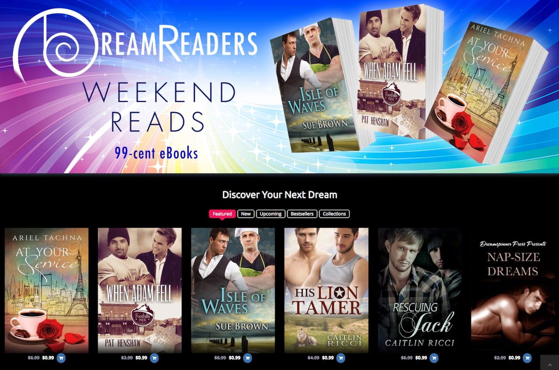 Weekend Reads | Restaurant Romance
