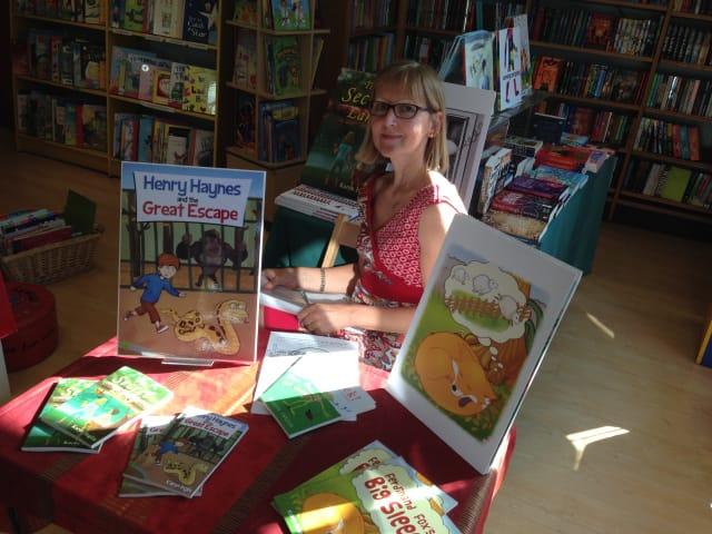 Kareb Ingles | Children's Books Author