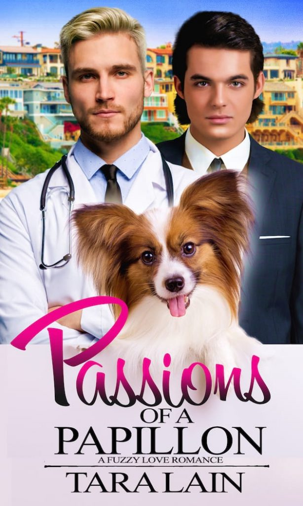 Passions of a Papillon by Tara Lain