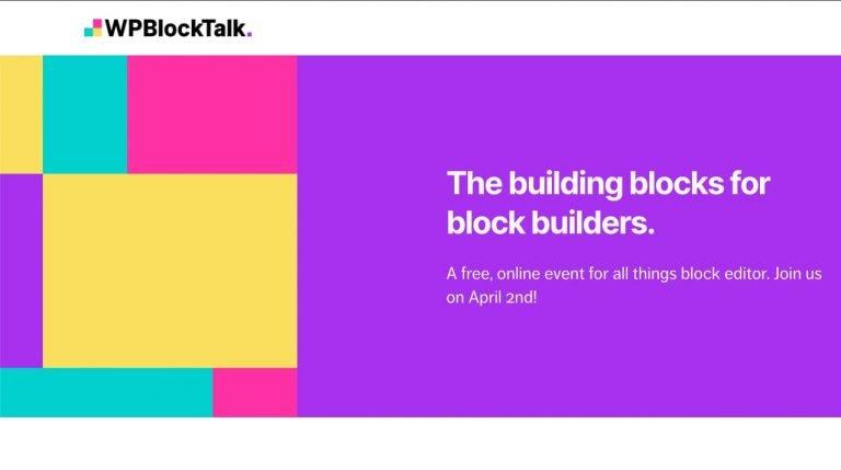WPBlockTalk