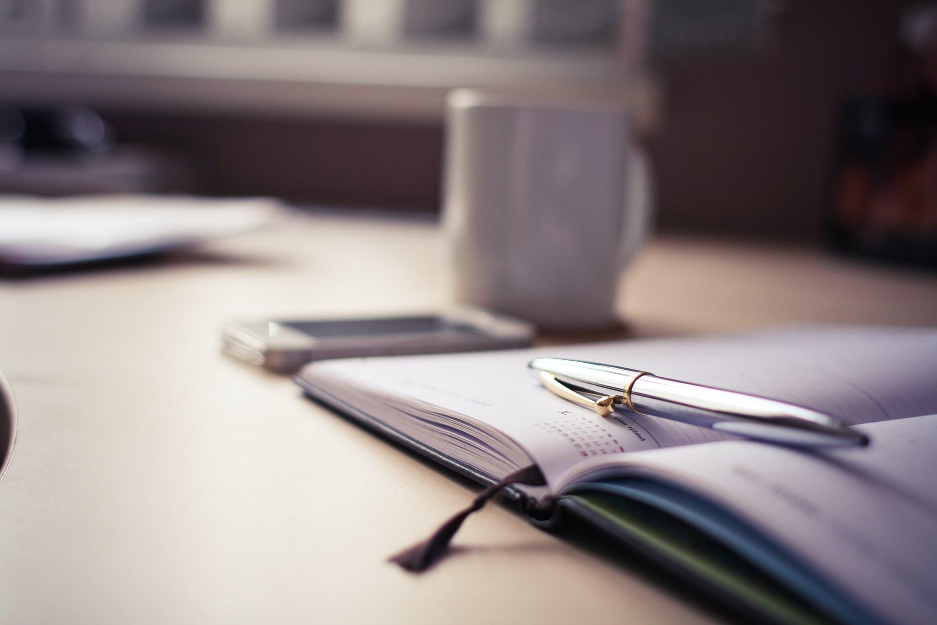 Desk Calendar for WordPress November 2020 post