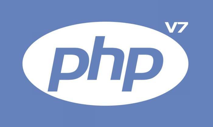 PHP V7 Logo
