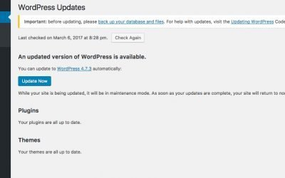 WordPress 4.7.3 Addresses Six Security Vulnerabilities
